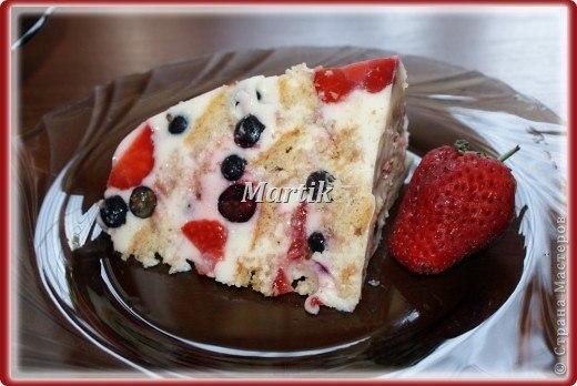 Летние тортики рецепты и фото