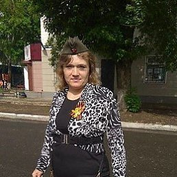 Елена, 42 года, Харцызск