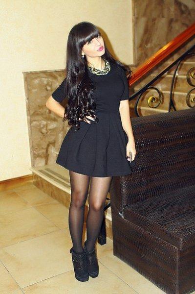 Фотки дагестанских девушек в черных колготках — img 8