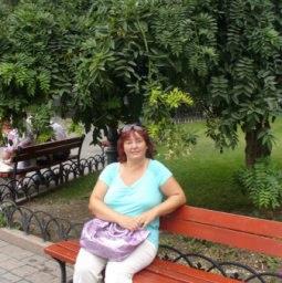 Оксана Федоровна, Шумерля, 52 года