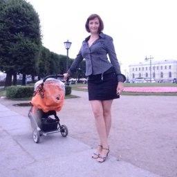 Светлана Гречушкина, Санкт-Петербург, 43 года
