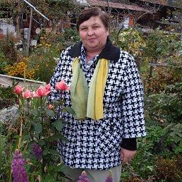 Галина Шипицына, 65 лет, Манжерок