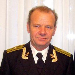 александр, 65 лет, Весьегонск
