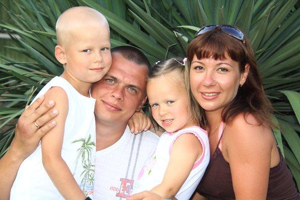 Фото - Моя семья: : Это вся моя семья! - Marina Kolchina, 36 лет, Санкт-Петербург