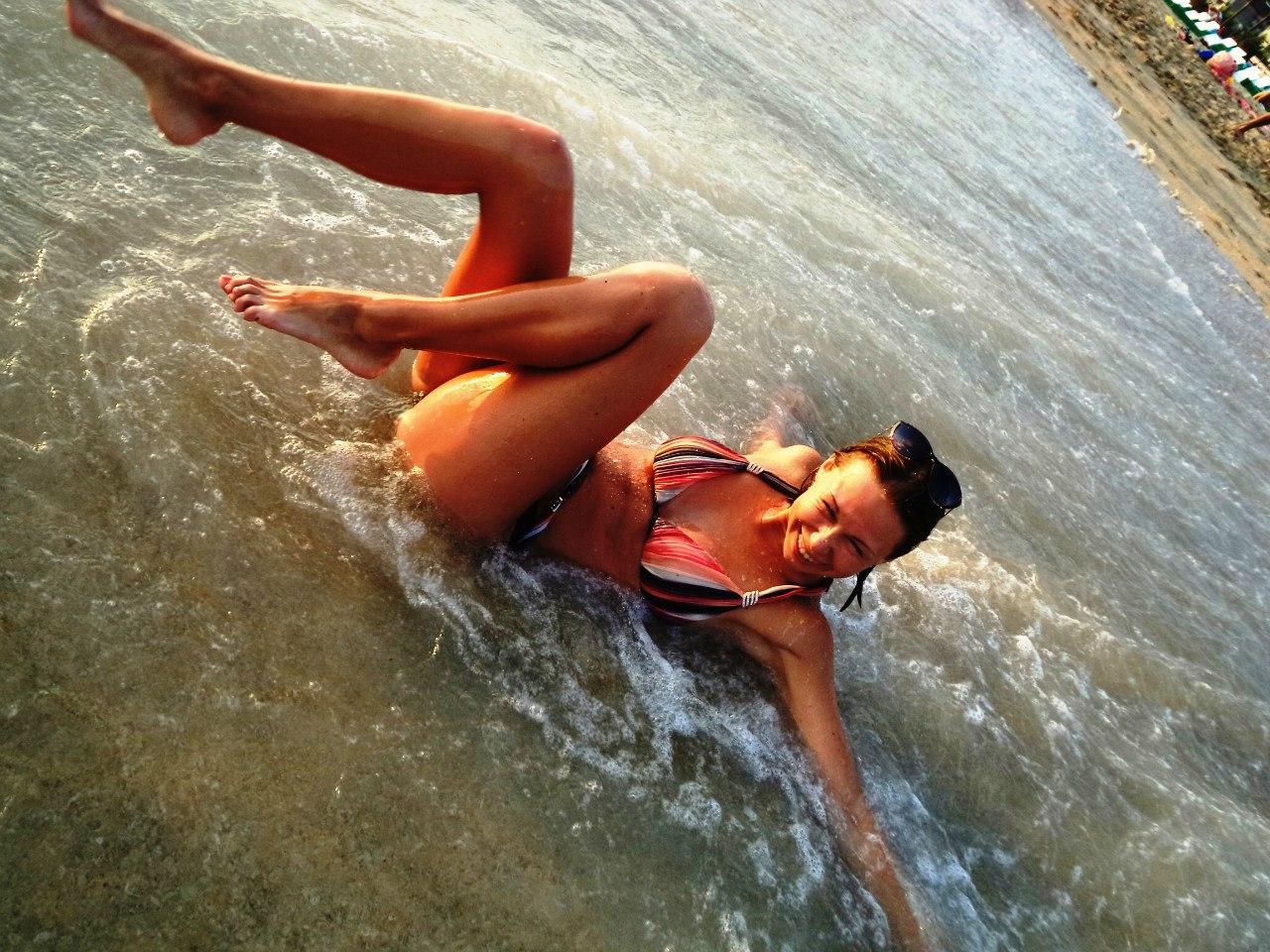 Фото девушек на море (23 фото) - Яна, 28 лет, Екатеринбург