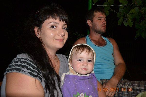 Фото - Моя семья: : моя сестра,племяшка и муж сестры)))) мои любимые! - °•у меня своя сказка•, Шахтерск