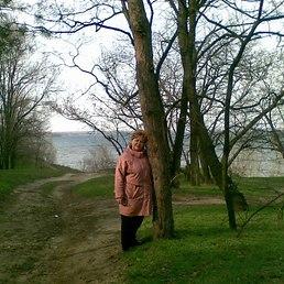 людмила, 63 года, Обухов