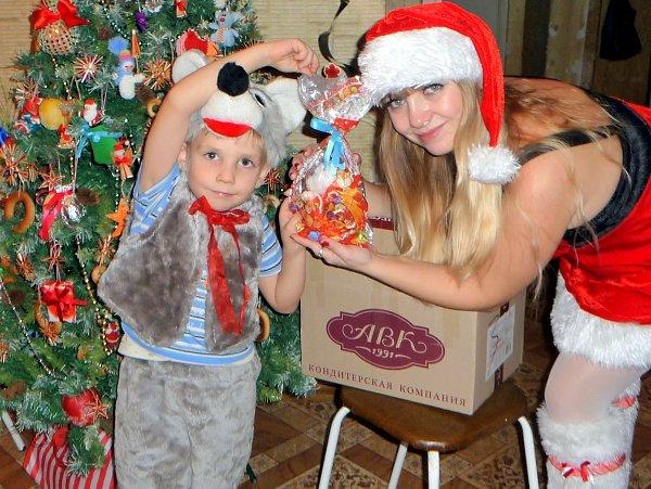 Фото подарка на Новый год: подарок моему малышу :) - светик, 37 лет, Пермь