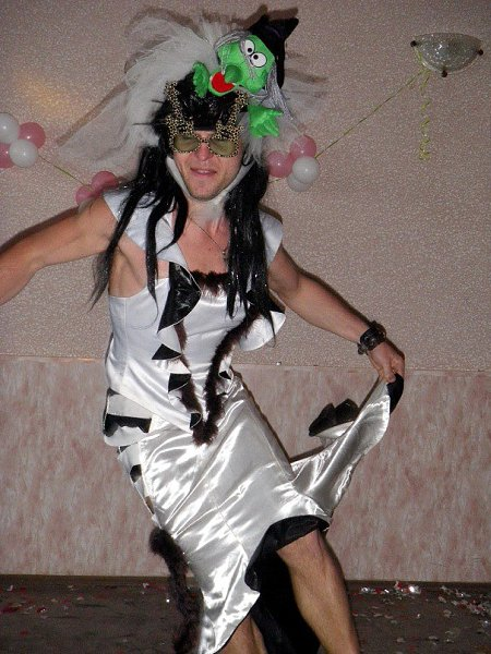 """Фото """"Новый год 2014"""": по сценарию.я-баба яга))) - алексей, 42 года, Киров"""