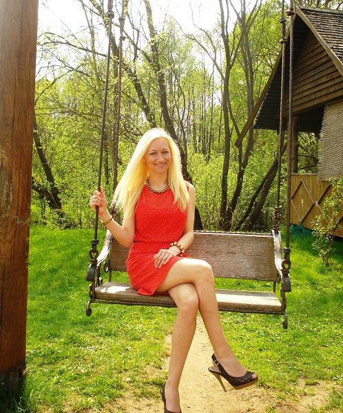 Фото в парке: В ЛЮБИМОМ ПАРКЕ! - ЮЛЕЧКА, Минск