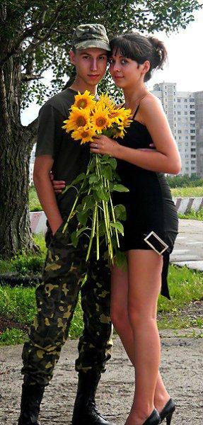 Фото: Адьес, 26 лет, Харьков в конкурсе «Дарите любимым цветы!»
