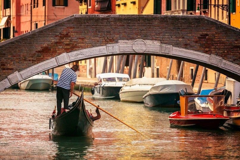 Венеция, Италия - 7