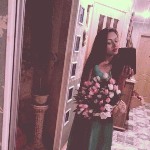 Фото: ЛиСа, 27 лет, Киев в конкурсе «Дарите женщинам цветы»