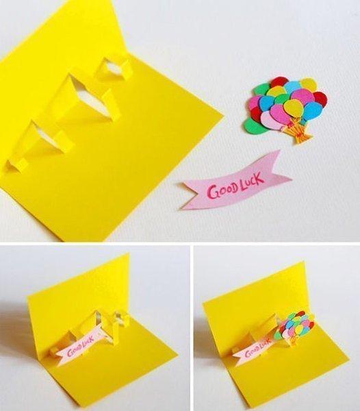 Открытки крестнику, открытка из бумаги на день рождения сестре