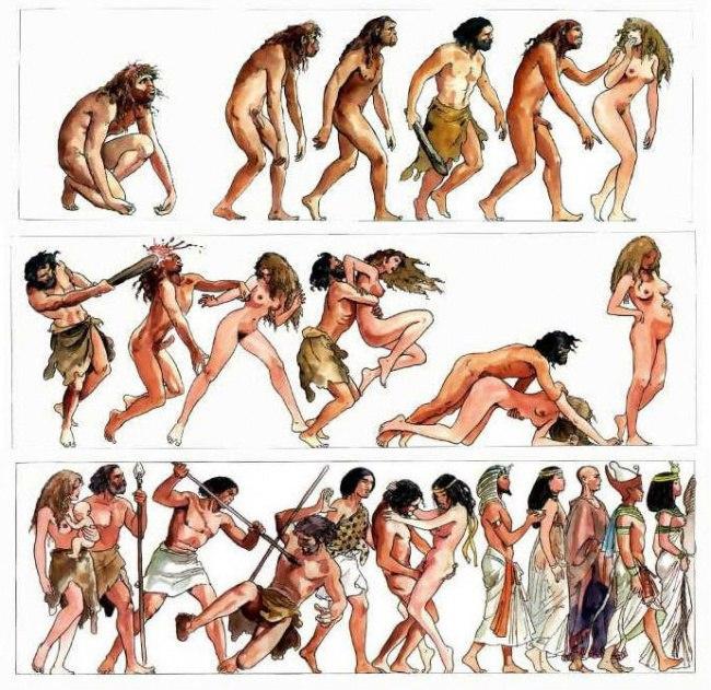 порнофильм о сексе в каменном веке стоит простить