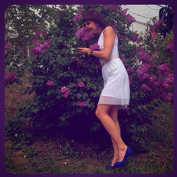 Фото: Julianna, Хайльбронн в конкурсе «Букет сирени»