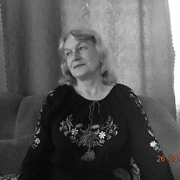 Полина, 60 лет, Щорс