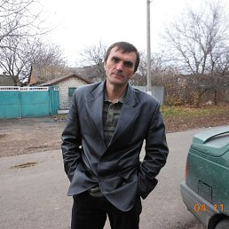 сергей, 52 года, Шахтерск