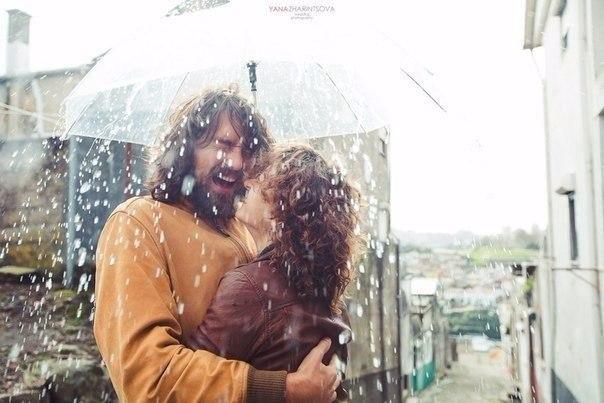 Я верю в идеальный брак и идеальную семью. Семью, где два человека без ума друг от друга, где вместо ...