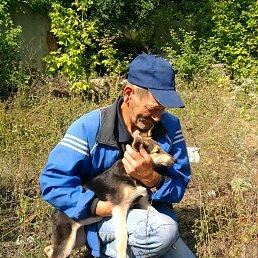 Виктор, 59 лет, Угледар