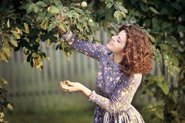 Фото: Julianna, Хайльбронн в конкурсе «Богатый урожай»