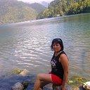 Озеро Рица Абхазия сентябрь 2015