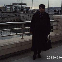 elza, 54 года, Обухов
