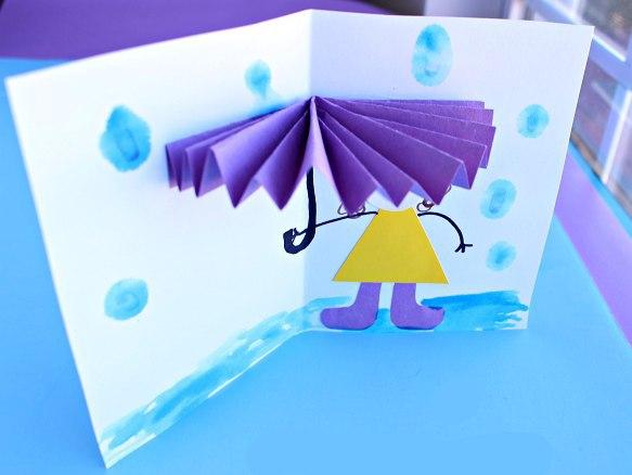 Объемная открытка детям, картинки доброй