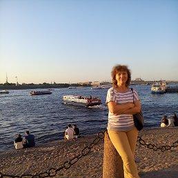 Чайка, 55 лет, Дружковка