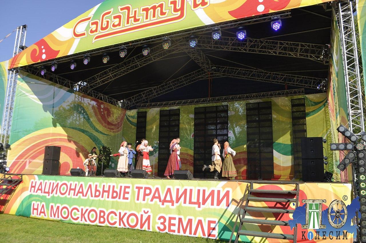 """Проект """"Поколесим"""" посетил праздник Сабантуй, на который организаторы пригласили наших ... - 24"""