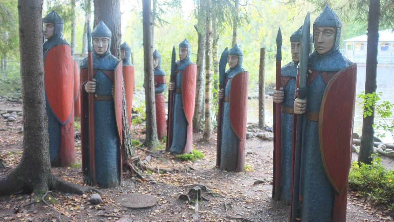 Горожан приглашают на экскурсию в деревню Мандроги с посещением Александро-Свирского мужского ... - 7