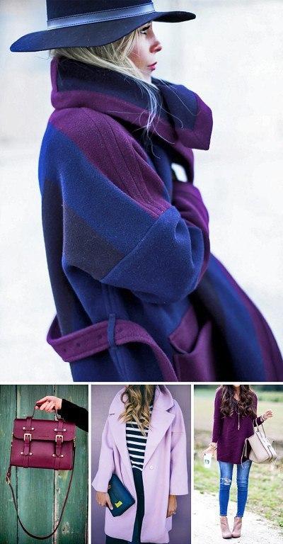 7 самых модных цветов этой осени, которые стоит включить в свой гардероб..Модные тенденции меняются ... - 6