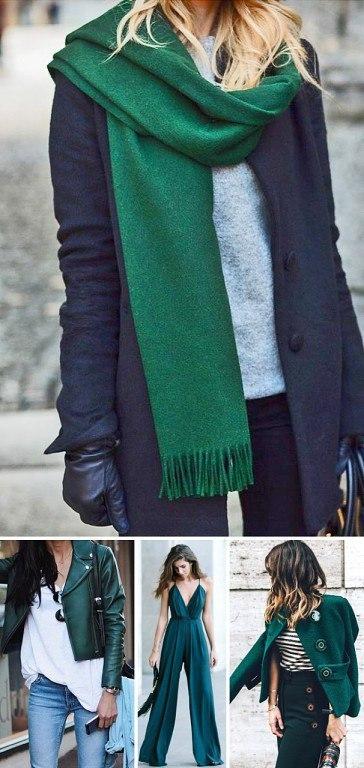 7 самых модных цветов этой осени, которые стоит включить в свой гардероб..Модные тенденции меняются ...