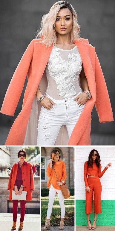 7 самых модных цветов этой осени, которые стоит включить в свой гардероб..Модные тенденции меняются ... - 5