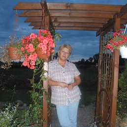 Любовь, 61 год, Кола
