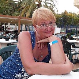 Валентина, 57 лет, Мурманск