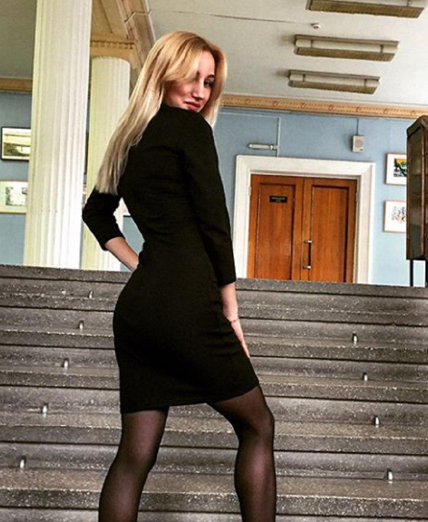 Фото девушек со спины (25 фото) - Ксюша, Кострома