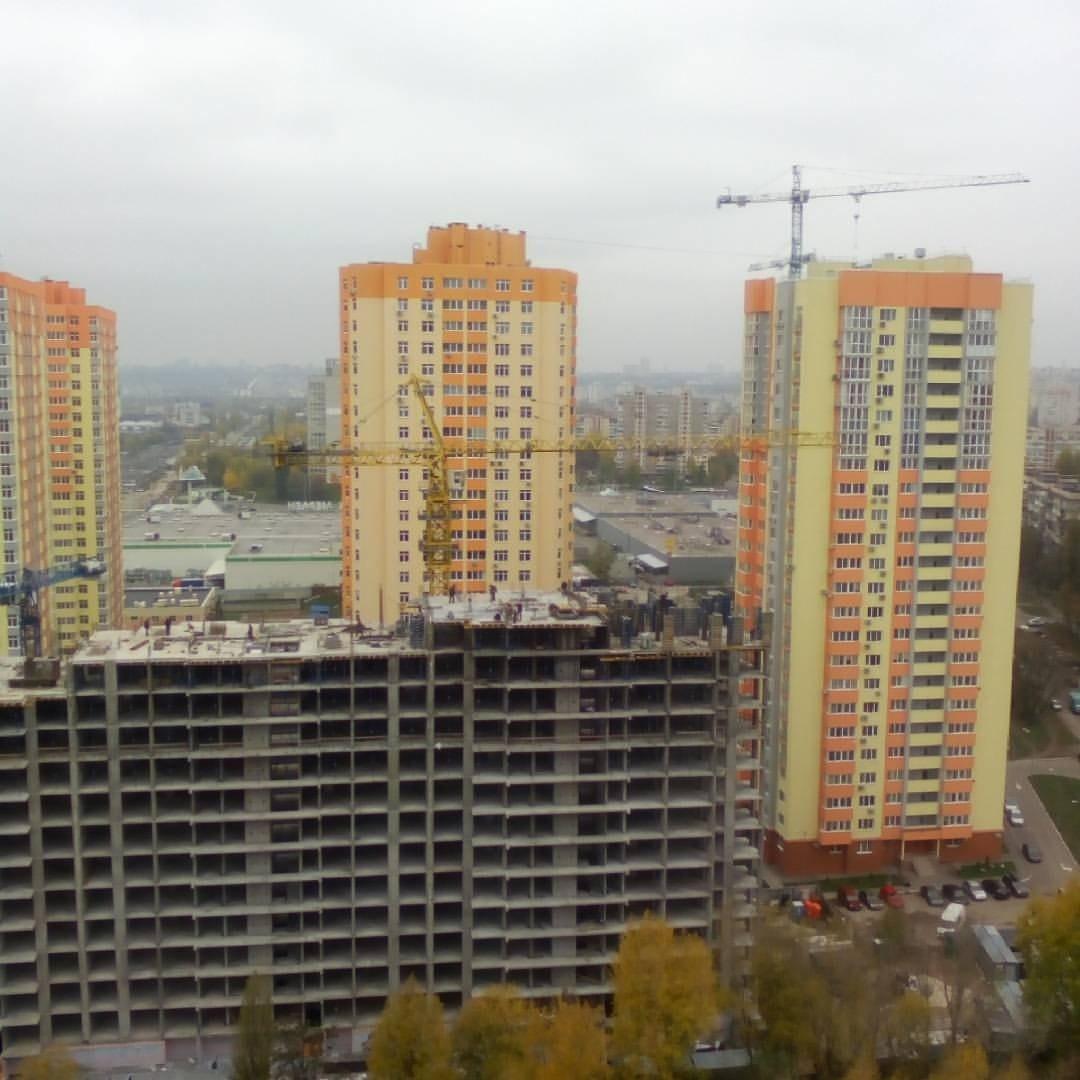 В новостройке: #новостройка #жилойкомплекс #строительство #дом