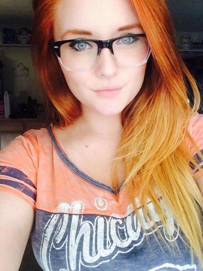 Рыжие девушки (23 фото) - .•°-Хулиганка-°•, 18 лет, Липецк