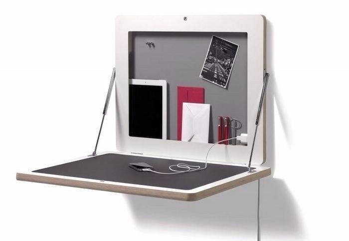 Складные бюро для маленьких комнат: 5 самых лаконичных и стильных моделей - 3