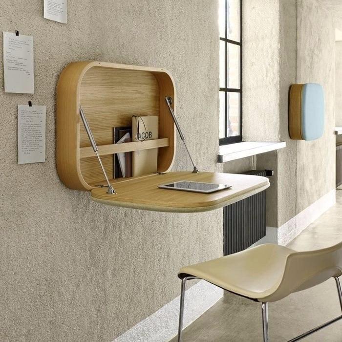 Складные бюро для маленьких комнат: 5 самых лаконичных и стильных моделей - 2