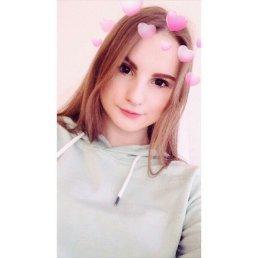 Liza, 19 лет, Псков