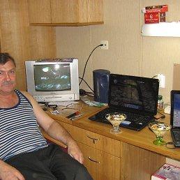 сергей, 60 лет, Буй