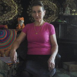 Ольга, 60 лет, Шимск