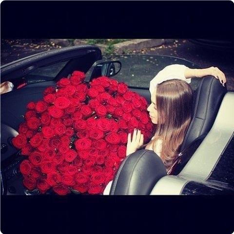 Метро, просто подари ей цветы