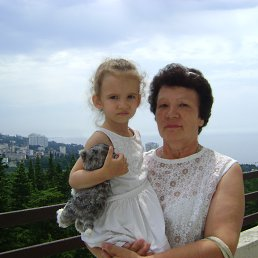 Любовь, 65 лет, Воткинск