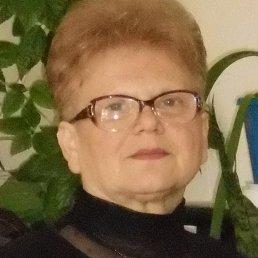 Лідія, 64 года, Лисичанск
