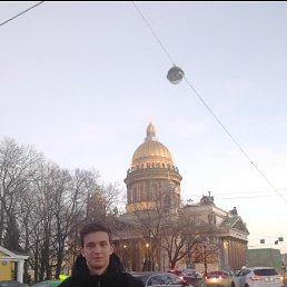 Даниил, 17 лет, Санкт-Петербург