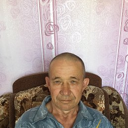 иван, 65 лет, Целинное