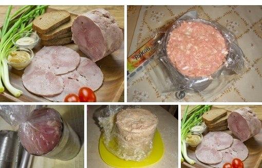 Положи в жестяную банку рукав с куриным мясом. Через час ты получишь королевское блюдо! ...